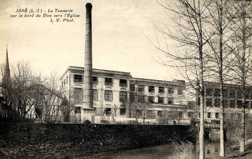 Tannerie, 1911.